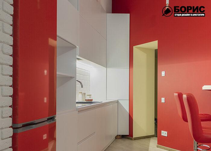 Дизайнерський ремонт, кухня