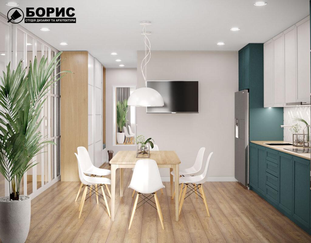 Дизайн интерьера в Вышгороде