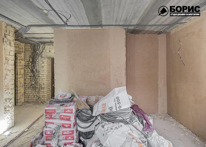 Капитальный ремонт квартир, черновые работы