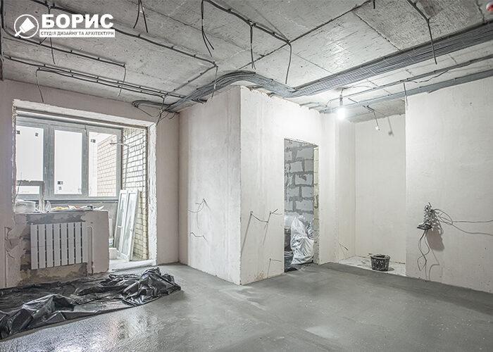 Ремонт квартир в Харкові, чорнові роботи