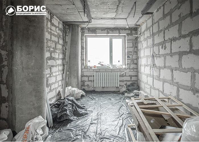 Ремонт квартир в Харкові, ремонт квартири під ключ