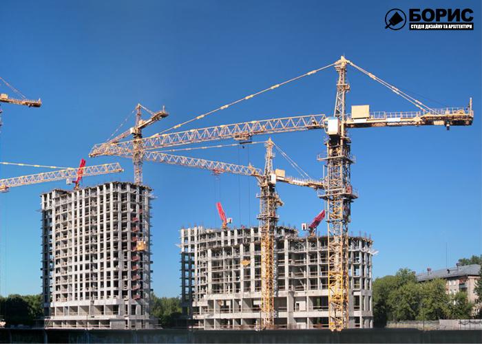 Будівництво в Харкові