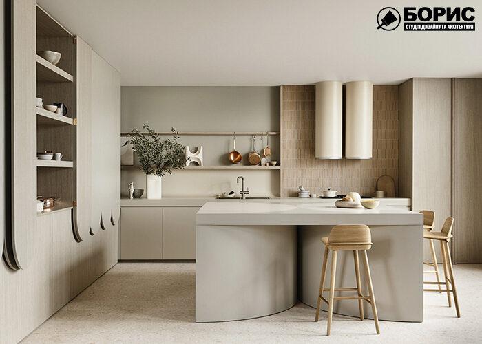 Дизайн-проект, кухня