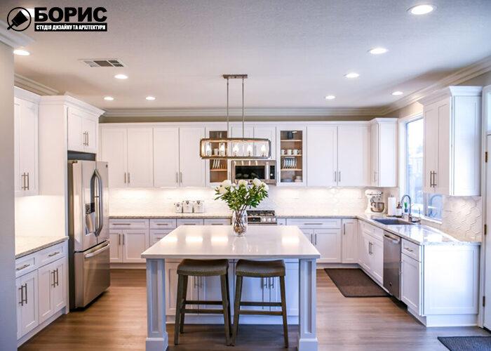 Дизайн дома, кухня
