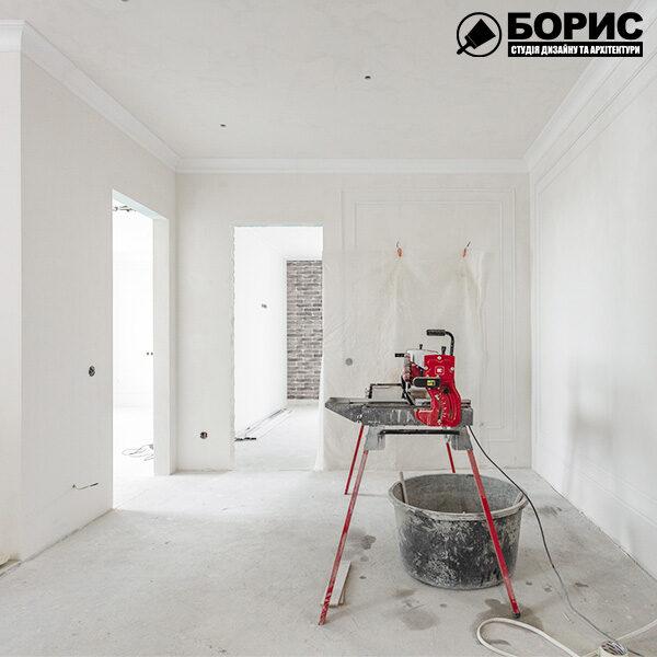 В какой последовательности делать ремонт, этап отделки стен