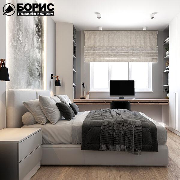 Сколько стоит ремонт однокомнатной квартиры, спальня