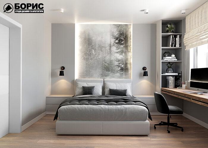 Дизайн спальні фото 2
